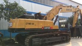 DUŻA KOPARKA - CARTER CT460-8A